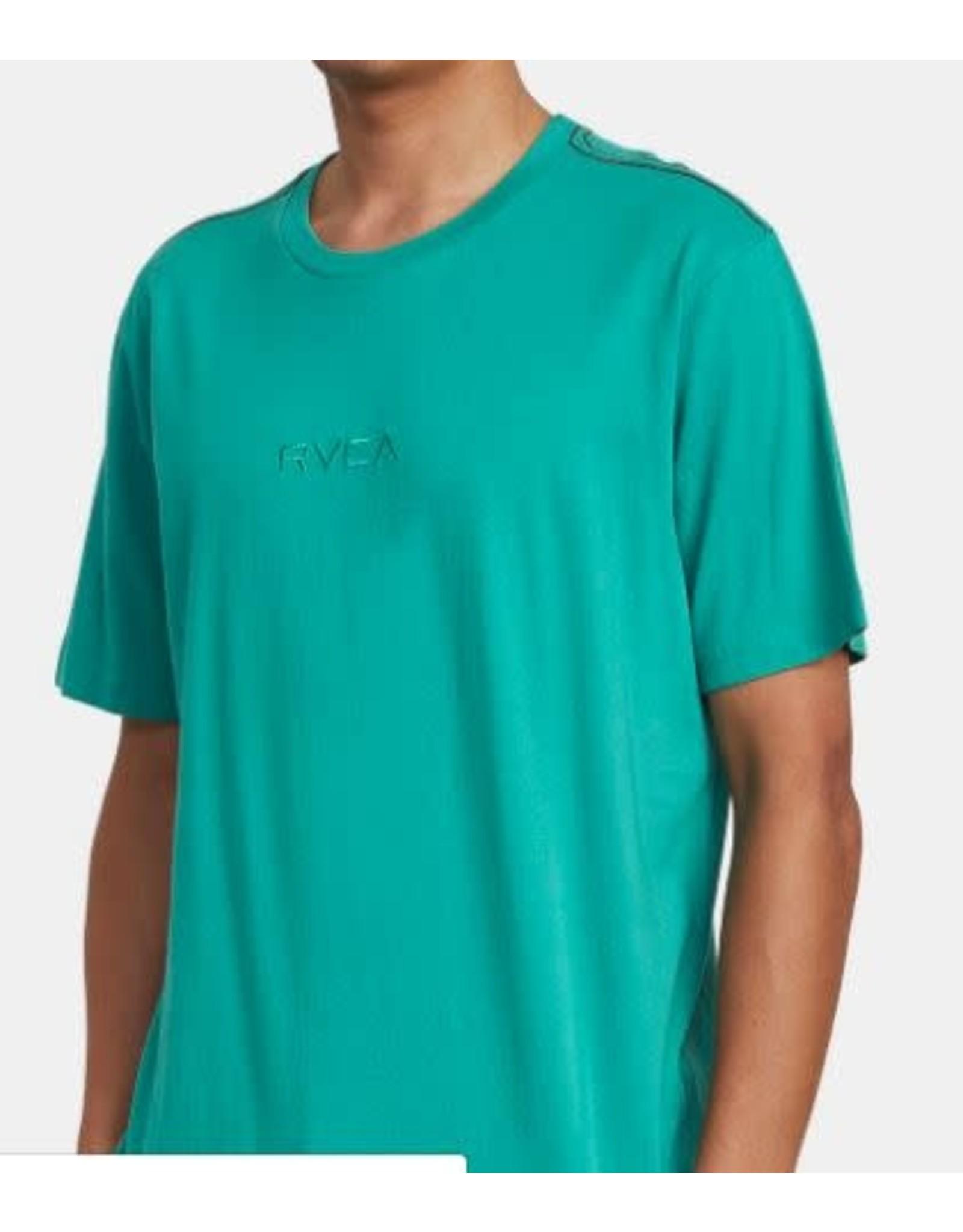 rvca Rvca - T-shirt homme small rvca vintage green