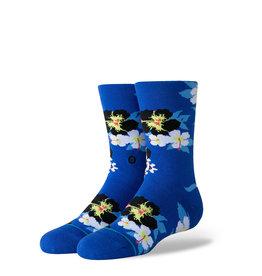 stance Stance - Bas junior digi floral cobalt blue