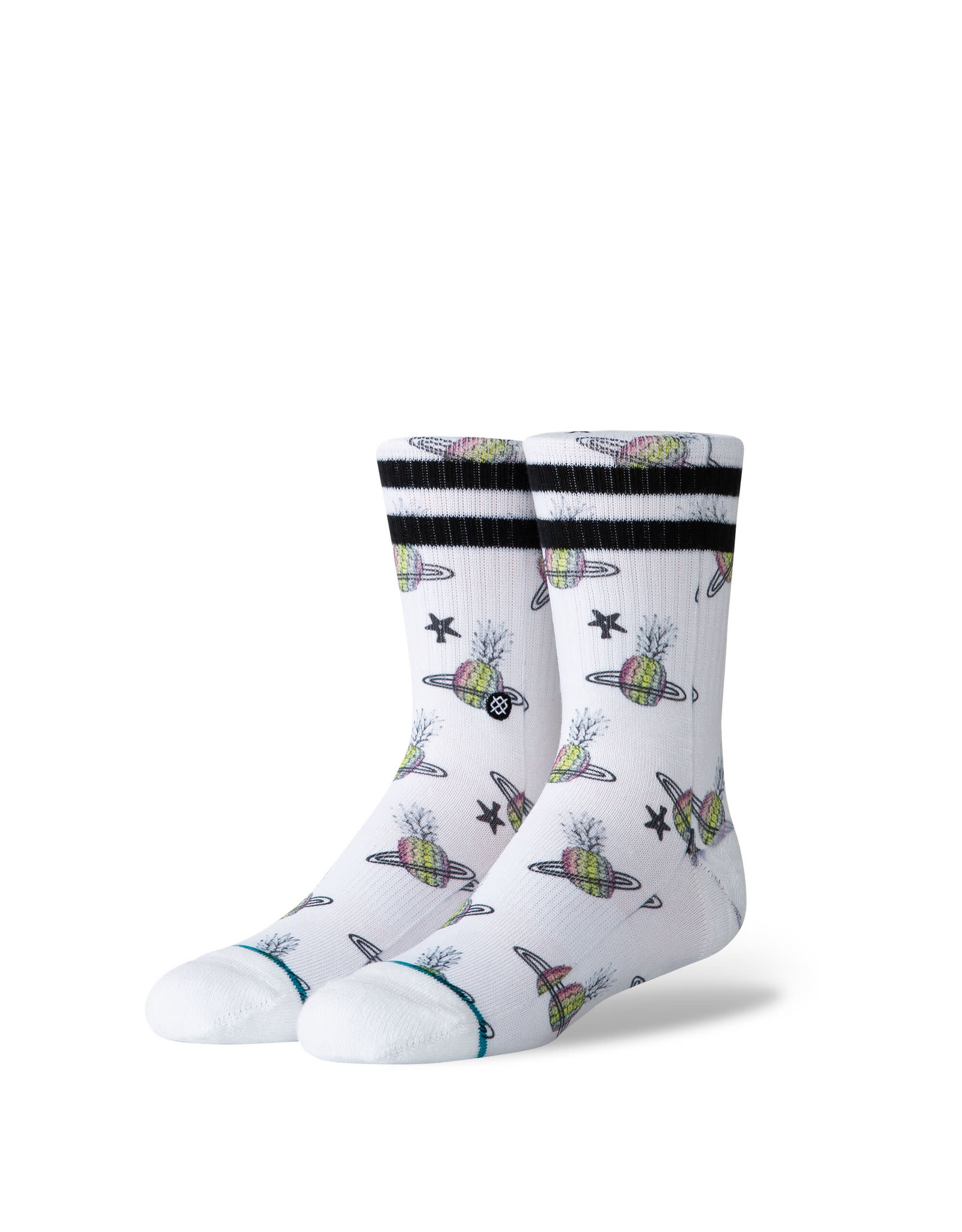 stance Stance - Bas  junior pineapple planet white