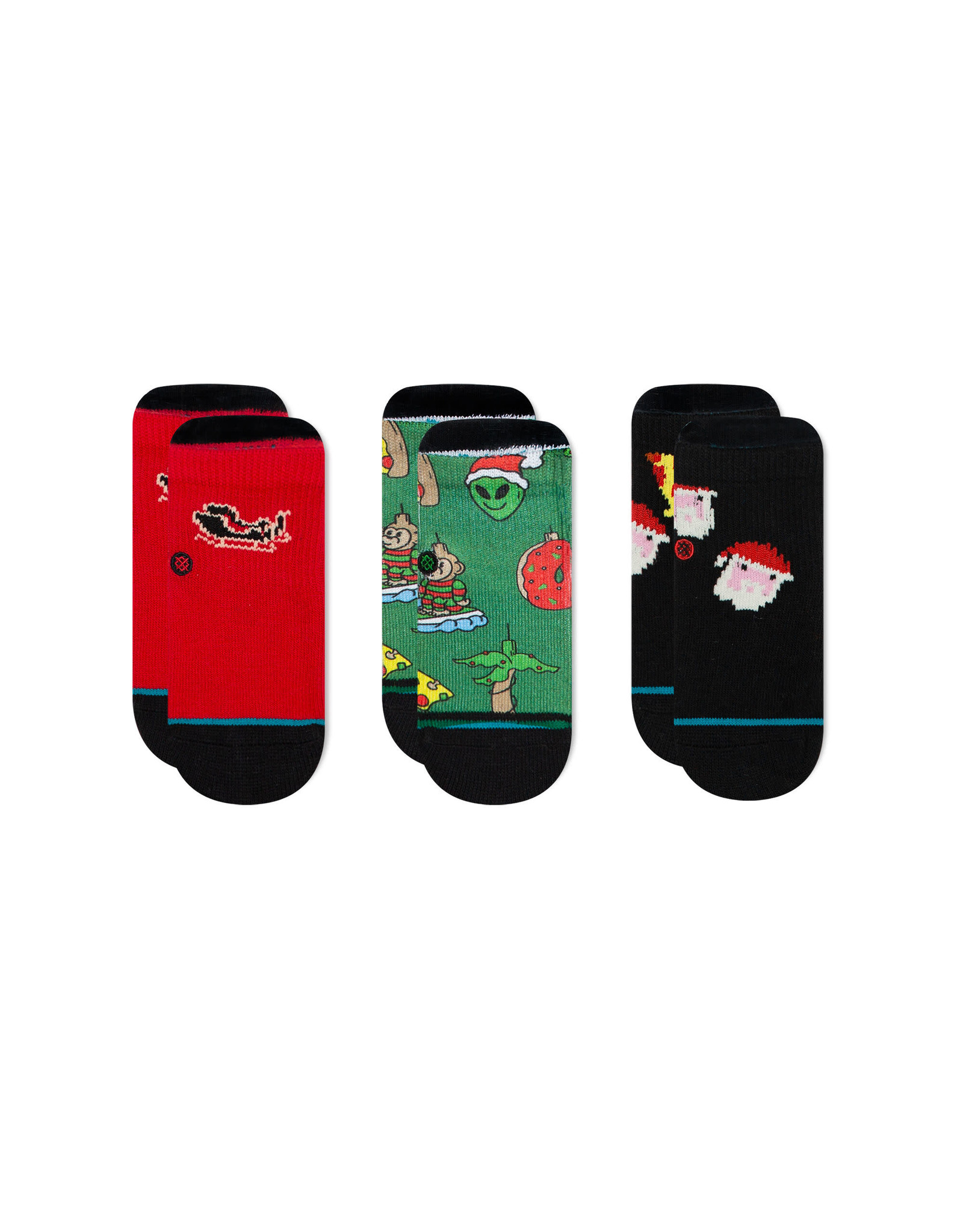 stance Stance - Bas baby merry 3 pack multi