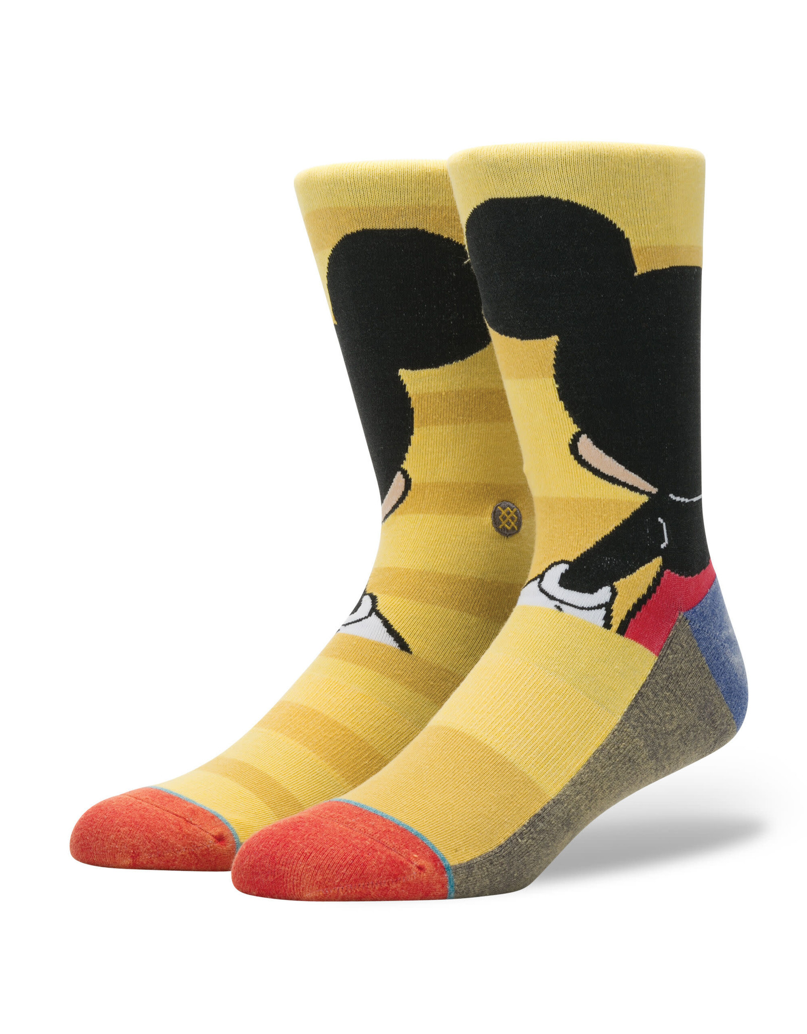 stance Stance - bas junior Mickey yellow
