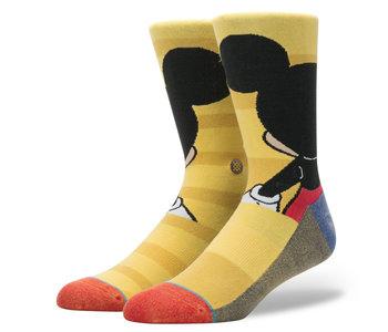 Stance - bas junior Mickey yellow