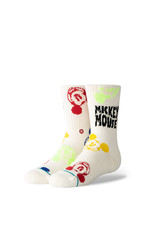 stance Stance - Bas junior multi Mickey white