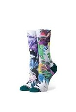stance Stance - Bas  femme opuntia crew green