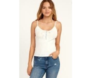 Rvca - Camisole  femme hinged