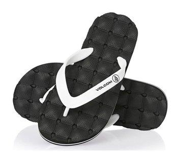 Volcom - Sandale  junior recliner rubber