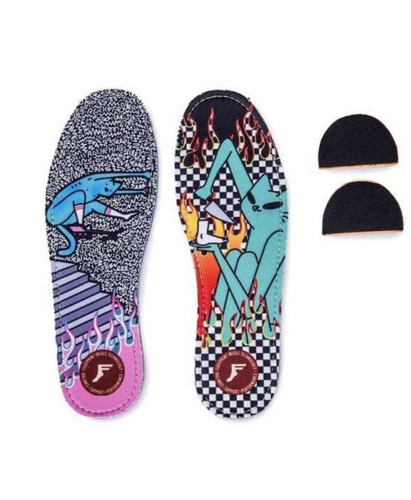 Footprint - semelle hi-pro kingfoam