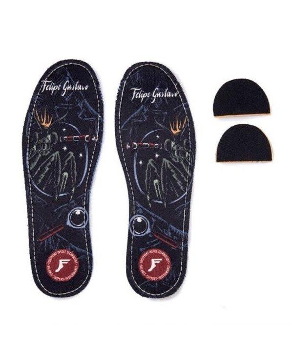 Footprint - semelle kingfoam flat
