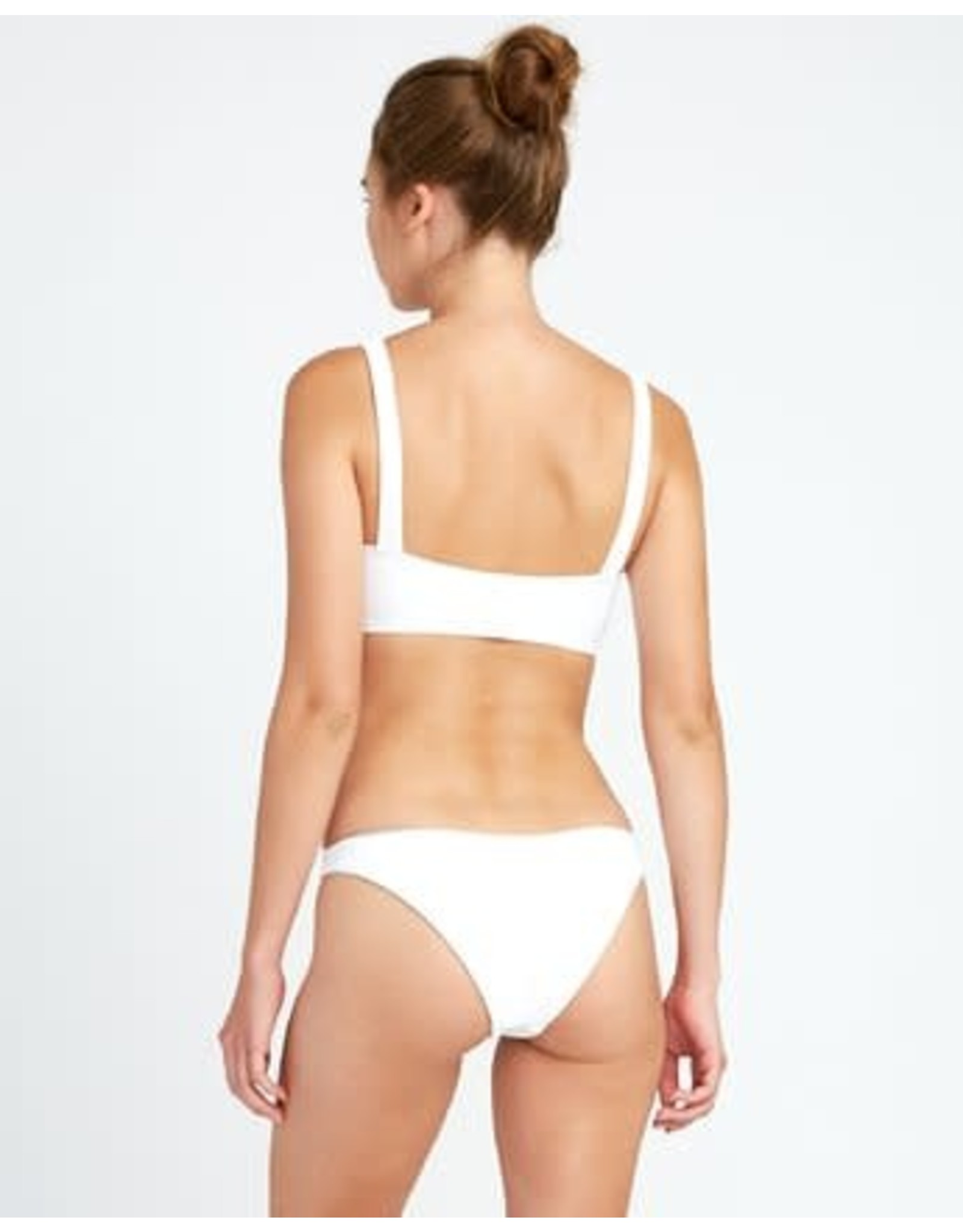 rvca Rvca - maillot de bain white solid medium