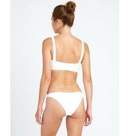 rvca Rvca - maillot de bain white solid medium