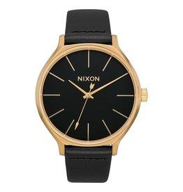 nixon Nixon - montre clique leather