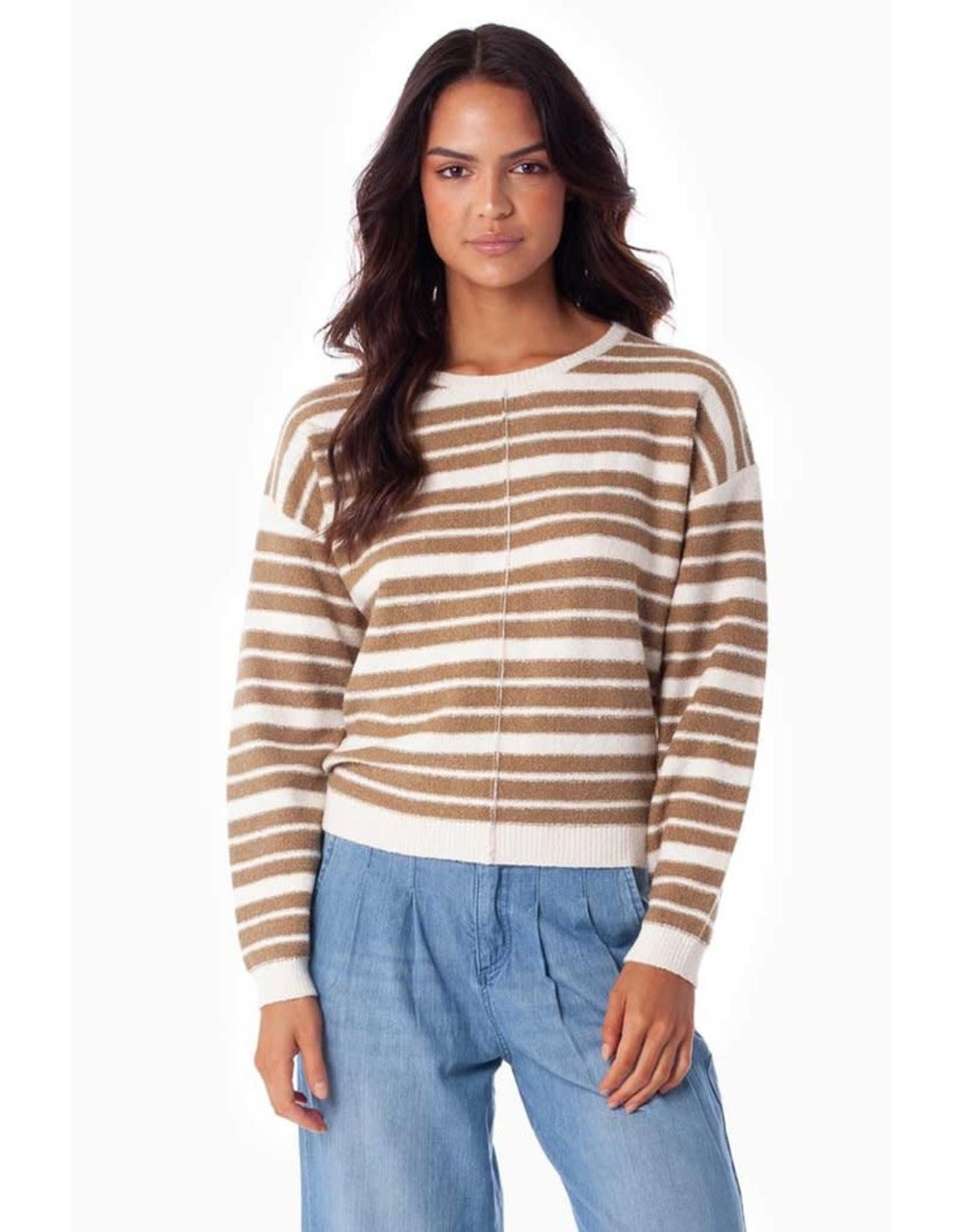 rhythm Rhythm - Chandail long femme ingelwood knit dune