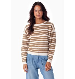 rhythm Rhythm - Chandail long femme ingelwood knit dune