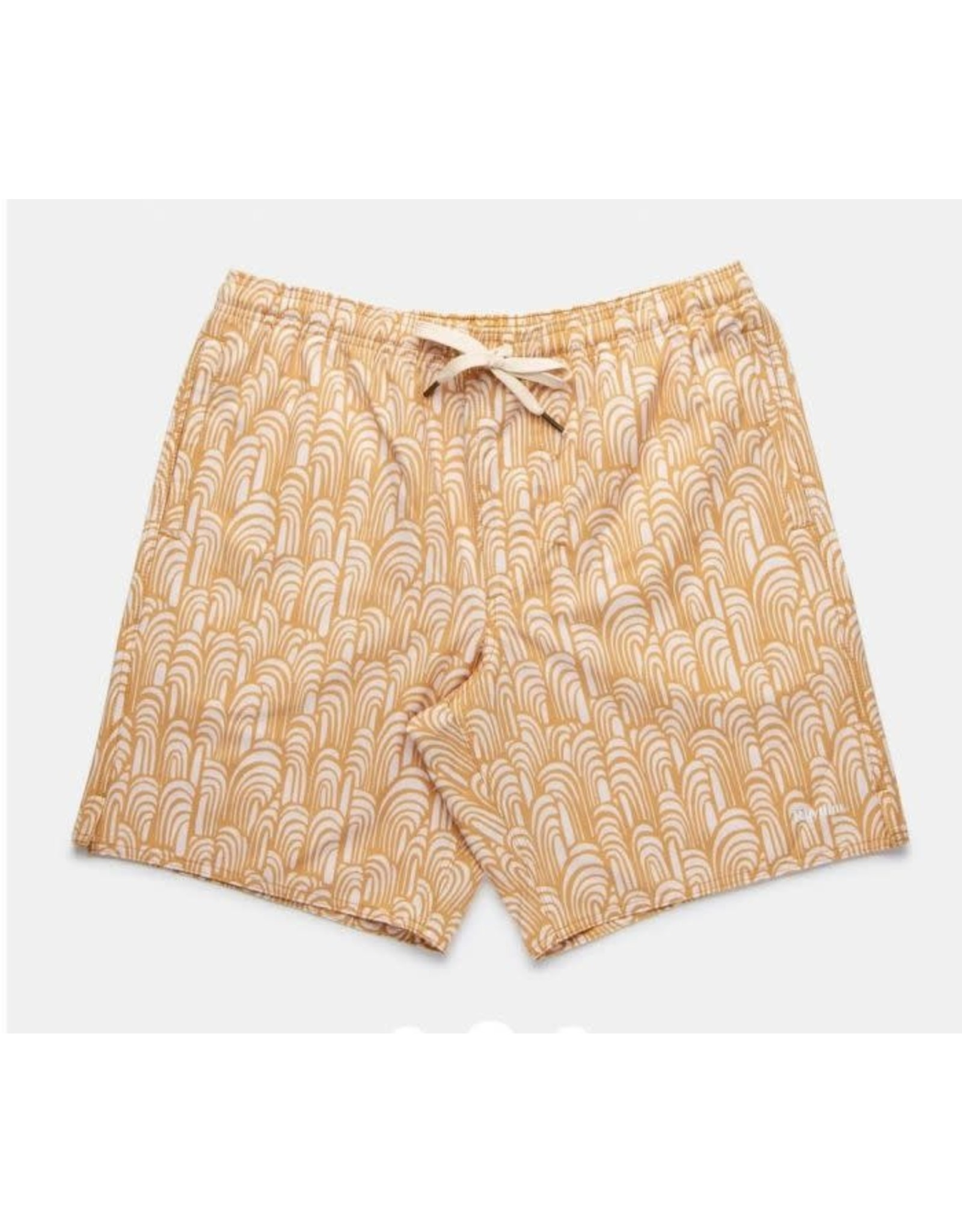 rhythm Rhythm - Short homme zulu beach gold