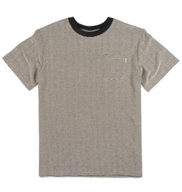 rhythm Rhythm - T-shirt homme friday stripe cream