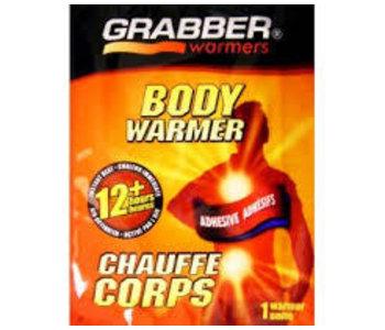 Grabber - réchauffeur de corps