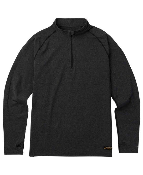 Burton - Sous-vêtement  homme  chandail expedition 1/4 zip