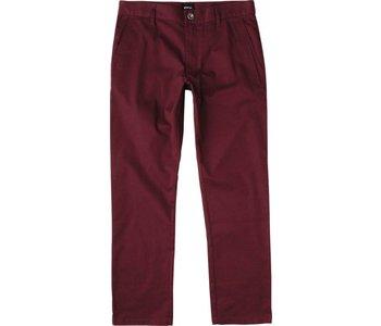 Rvca - Pantalon  junior weekday stretch