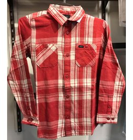 rvca Rvca - Chemise  junior wanted flannel L/S