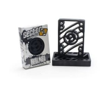 Sector nine - shock pads