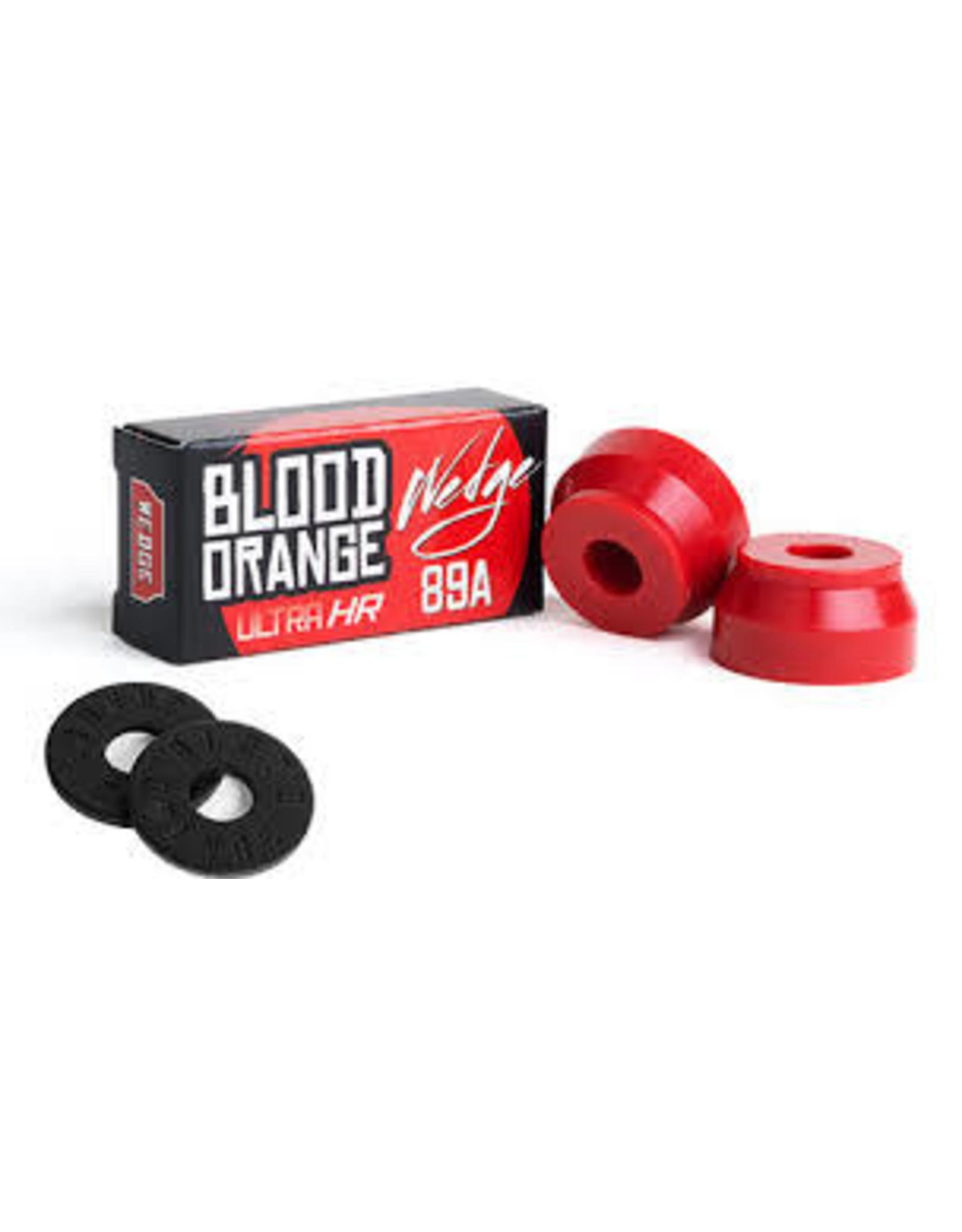 Blood orange - bushing wedge