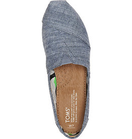 toms Toms - soulier classic washed -chambray