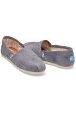 Toms - soulier classic washed -chambray