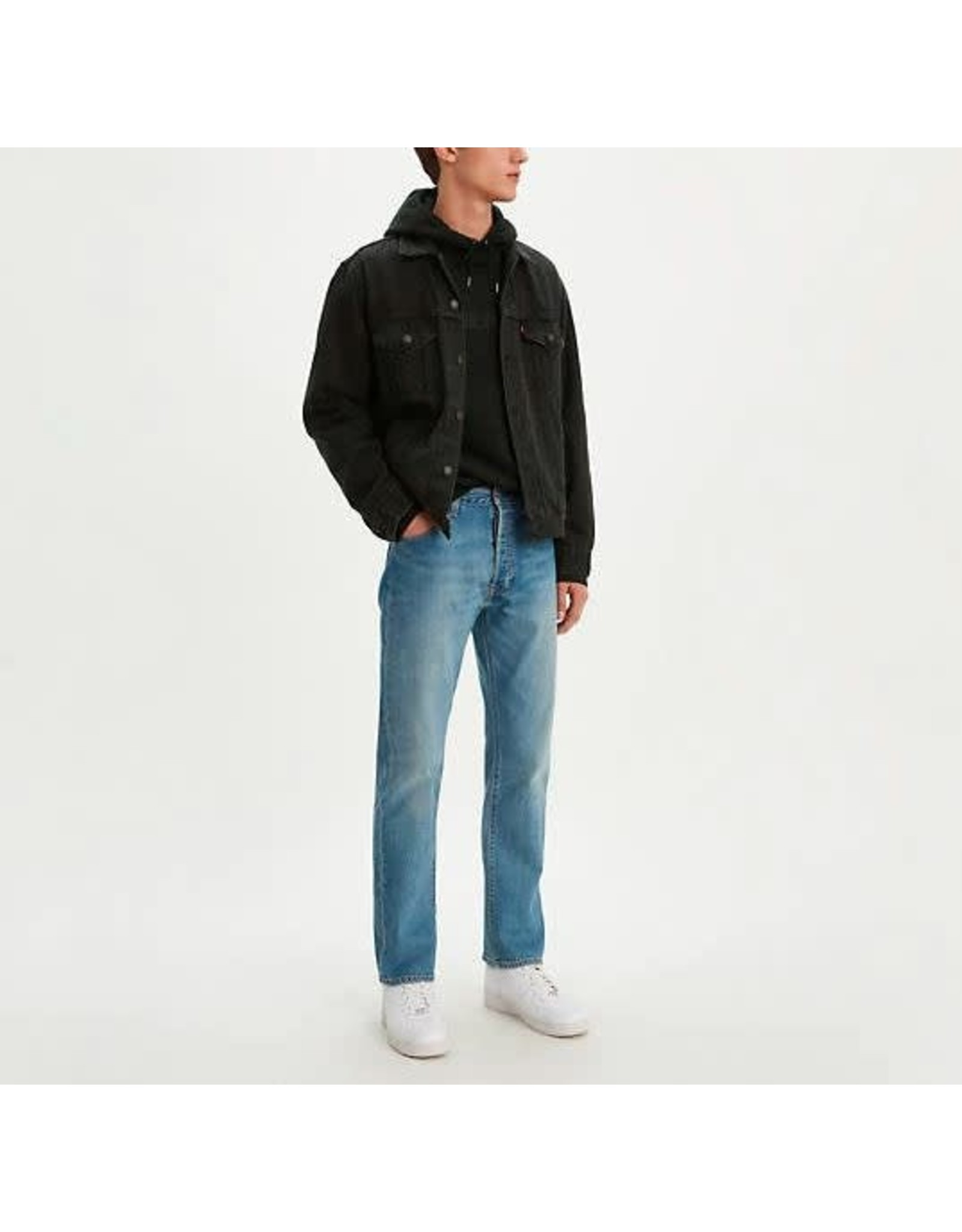 Levi's - jeans 501  '93 straight leg