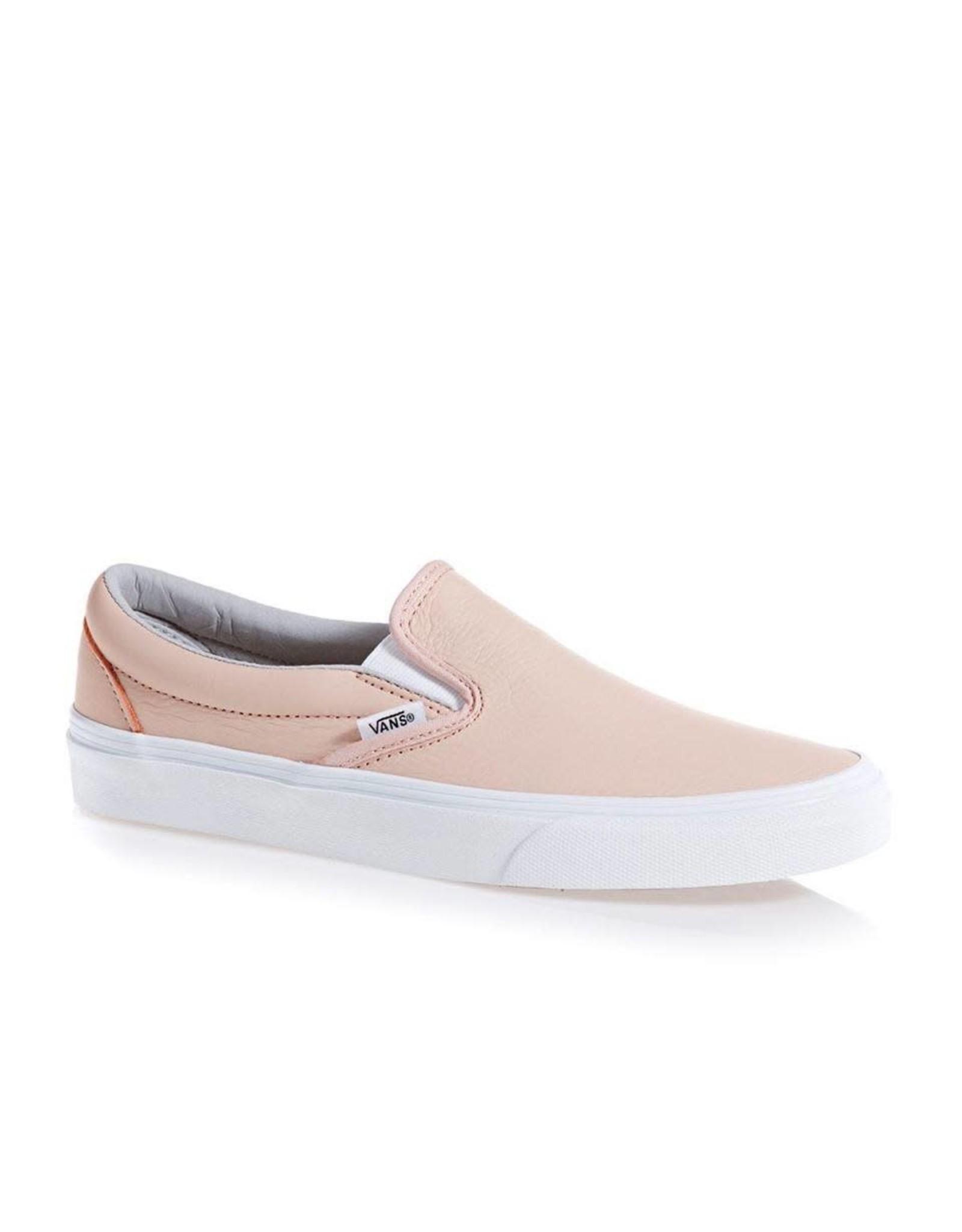 vans Vans - soulier classic slip-on (leather)