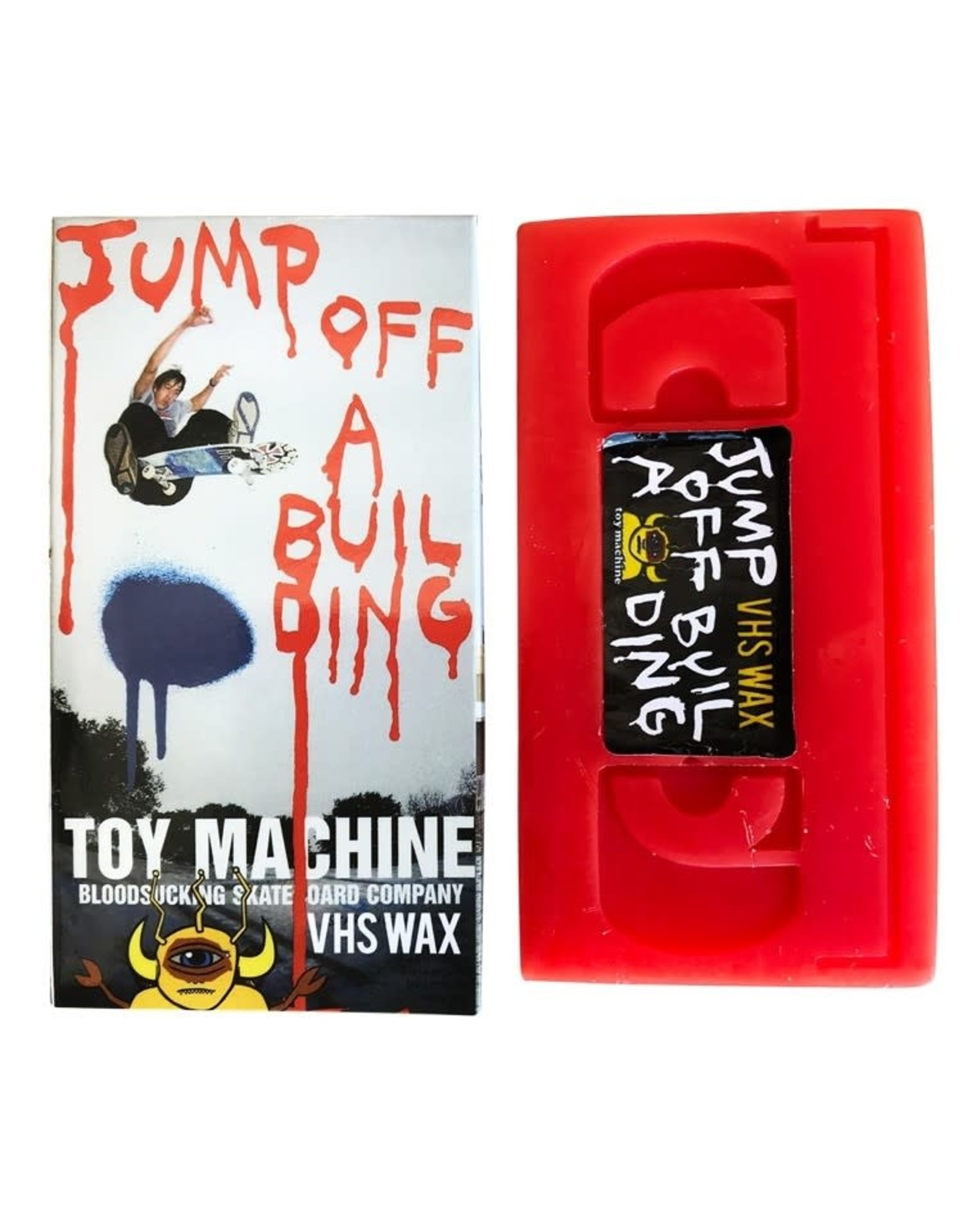 toy machine Toy Machine - Cire jump off a building