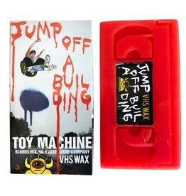 toy machine Toy Machine - Cire skateboard jump off a building