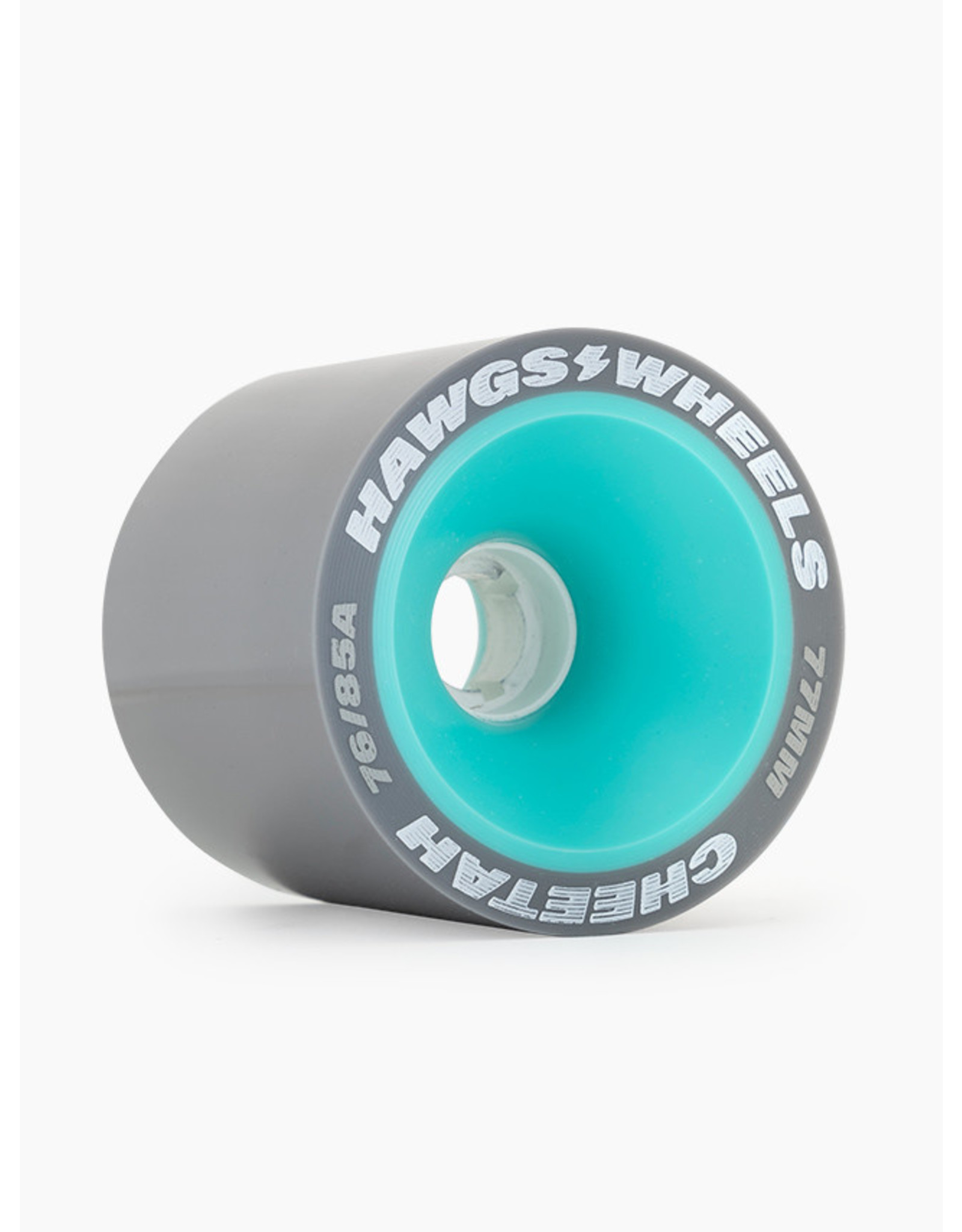 Hawgs - Roue double cheetah grey/teal 85A