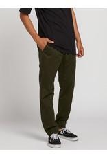 volcom Volcom - Pantalon homme frickin slim jogger dark green