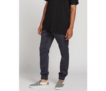 Volcom - Pantalon homme frickin slim jogger dark khaki