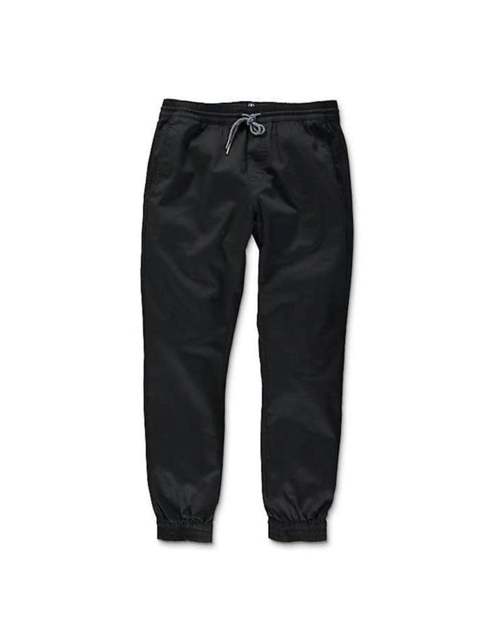 volcom Volcom - Pantalon junior frickin slim jogger black