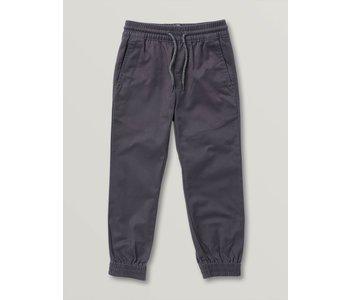 Volcom - Pantalon junior frickin slim jogger charcoal