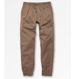 volcom Volcom - Pantalon junior frickin slim jogger khaki