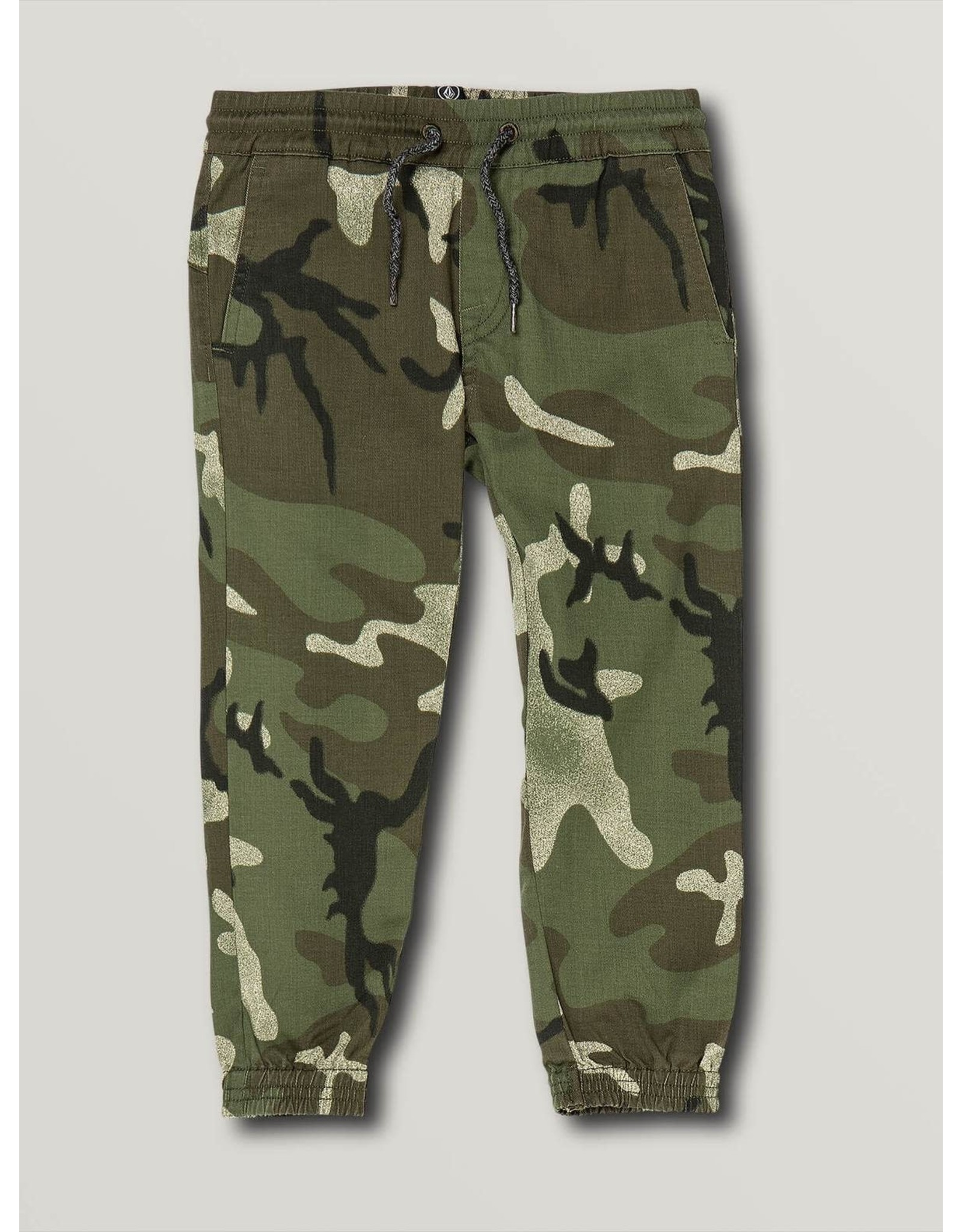 volcom Volcom - Pantalon homme frickin slim jogger army