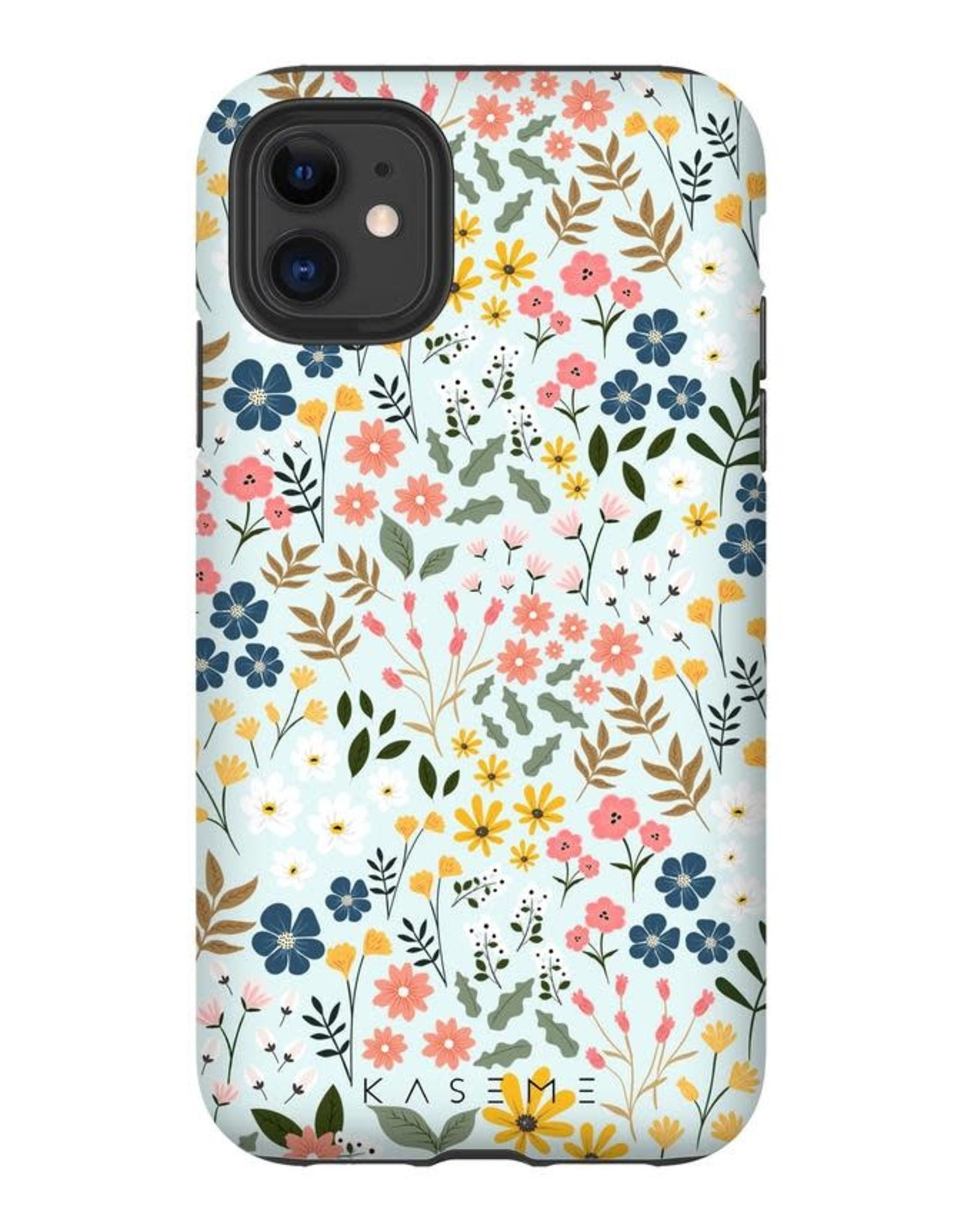 Kaseme Kaseme - Étui cellulaire IPhone jasmine