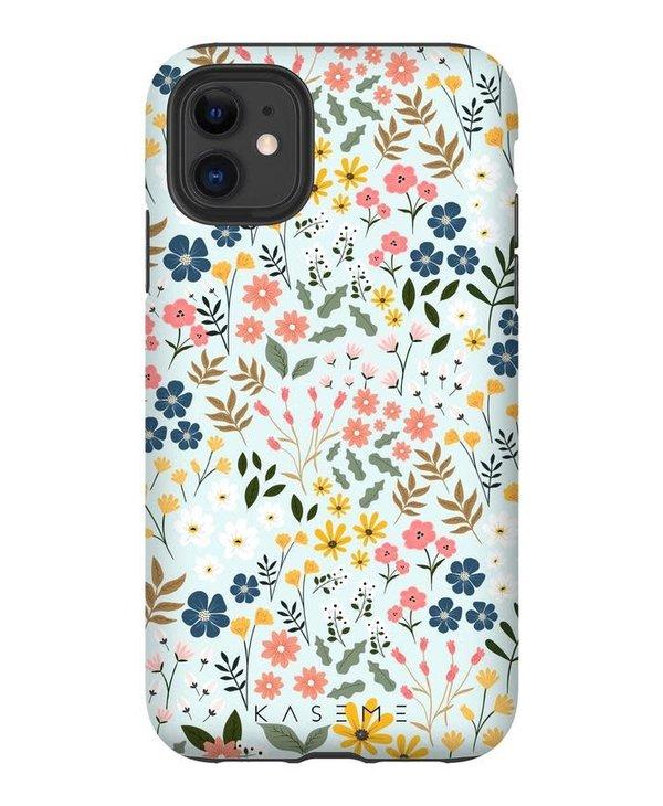 Kaseme - Étui cellulaire IPhone jasmine