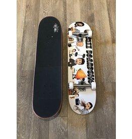m2 boardshop M2 - Skateboard M2 moji complete silver