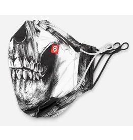 airhole Airhole - Masque ergonomic novelty 3 pack  skeleton/cub/jaws