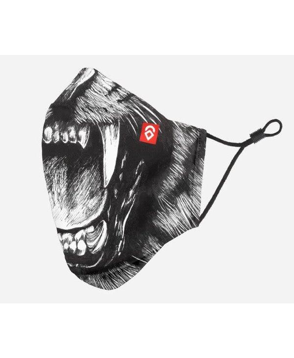 Airhole - Masque ergonomic novelty 3 pack  skeleton/cub/jaws