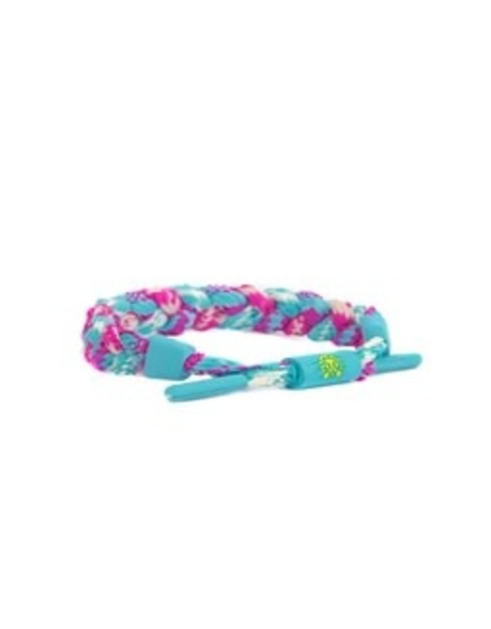 rastaclat Rastaclat - Bracelet femme wave error pink /blue