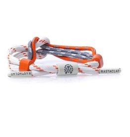 Rastaclat - Bracelet homme knotted bowline