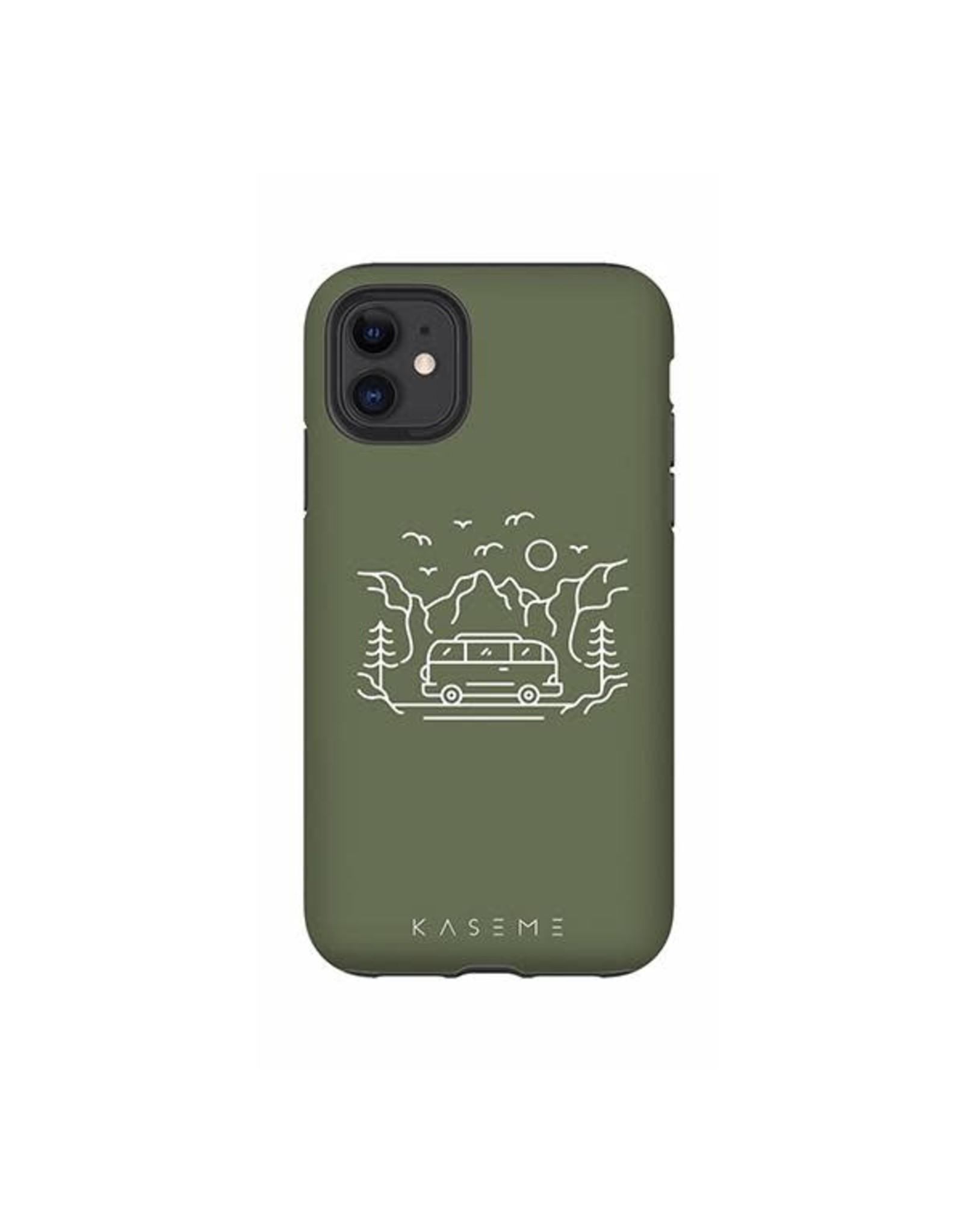Kaseme Kaseme - Étui cellulaire IPhone camp life