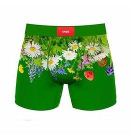 undz Undz - Boxer homme tea bag flowers