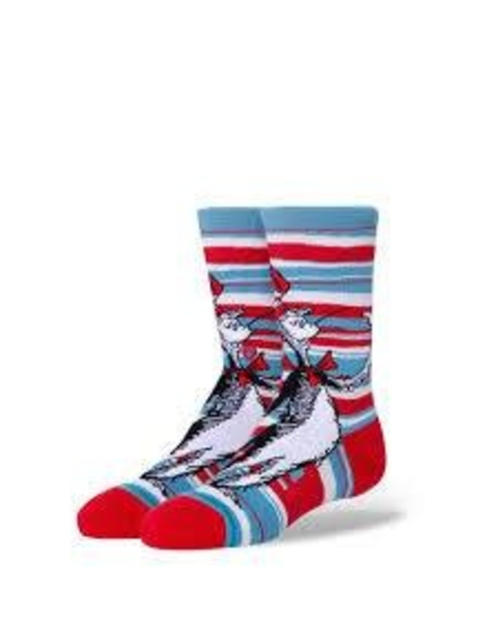 stance Stance - Bas junior dr. seuss thing 1 blue