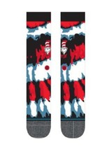 stance Stance - Bas homme dr. seuss cat in the hat black