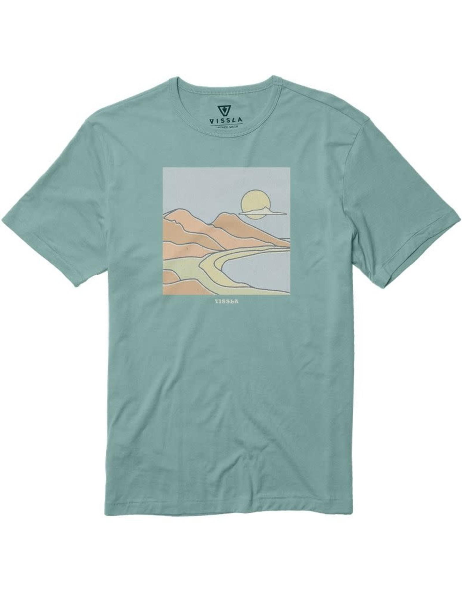 Vissla Vissla - T-shirt homme real fun wow jade